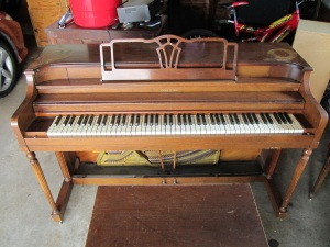 piano need restored