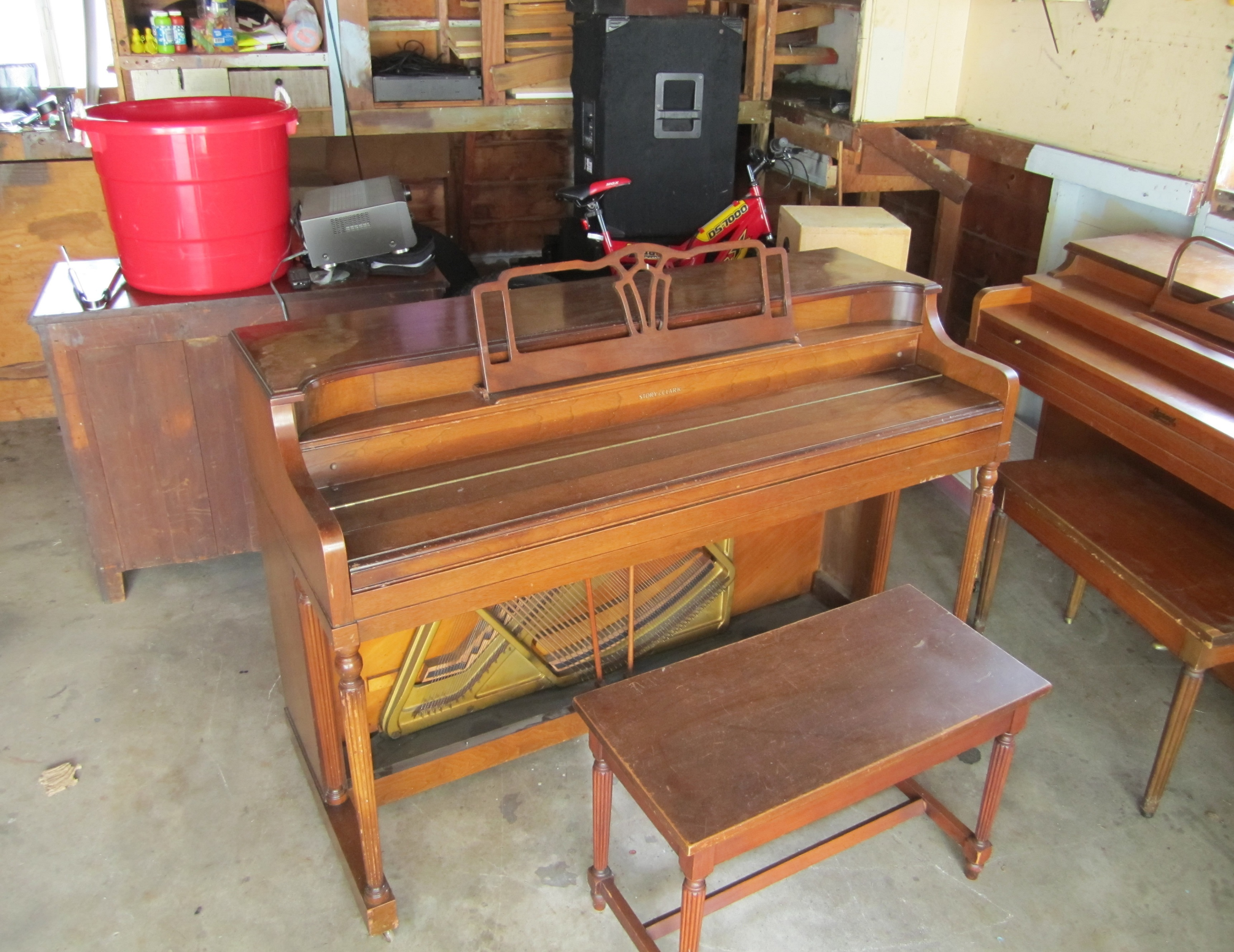 antique upright piano value | Marketing Your Business ...