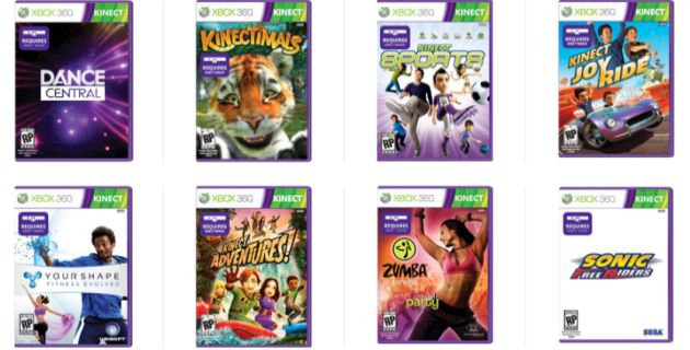xbox 360 kinect exercise   Marketing Your Business Online In