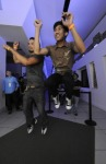 Xbox Kinect exercise games